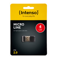 Intenso Micro Line 4 GB USB 2.0