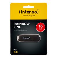 Intenso Rainbow Line 16 GB USB 2.0