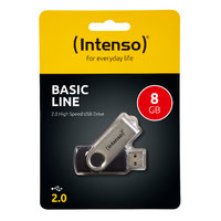 Intenso Basic Line 8 GB USB 2.0