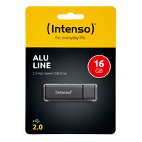 Intenso Alu Line 16 GB USB 2.0 Anthrazit
