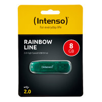 Intenso Rainbow Line 8 GB USB 2.0