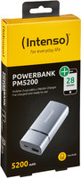 Intenso Powerbank PM 5200 mAh grau