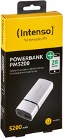 Intenso Powerbank PM 5200 mAh weiß
