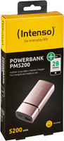 Intenso Powerbank PM 5200 mAh rose