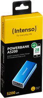 Intenso Powerbank A 5200 Alu Blau