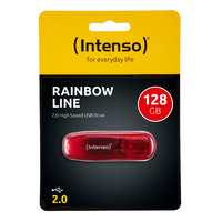 Intenso Rainbow Line 128 GB USB 2.0