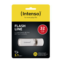 Intenso Flash Line 32 GB USB 3.1 Type-C OTG