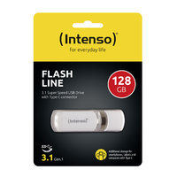 Intenso Flash Line 128 GB USB 3.1 Type-C OTG