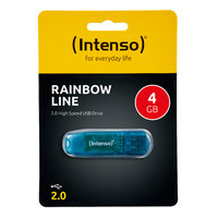 Intenso Rainbow Line 4 GB USB 2.0